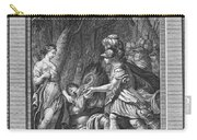 Atalanta And Meleager Carry-all Pouch