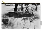 Atget: Delivering Bread Carry-all Pouch