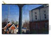 Athens Alabama City Clock Carry-all Pouch