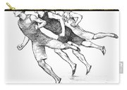 Athletics: Track, 1890 Carry-all Pouch by Granger