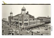 Atlantic City Steel Pier 1910 Carry-all Pouch