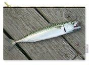 Atlantic Mackerel Scomber Scombrus Carry-all Pouch