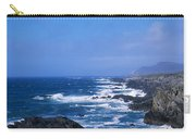 Atlantic Ocean, Achill Island, Looking Carry-all Pouch