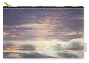 Atlantic Ocean Sunrise 1 Carry-all Pouch