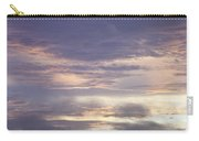 Atlantic Ocean Sunrise 2 Carry-all Pouch