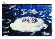 Atomic Bomb Test Cloud Carry-all Pouch by Science Source