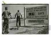 Atomic City Tennessee In The Fifties Carry-all Pouch