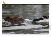 Attack Of The Canadian Geese Carry-all Pouch