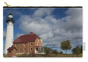 Au Sable Lighthouse 2 Carry-all Pouch
