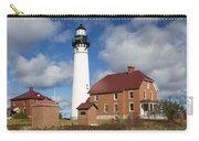 Au Sable Lighthouse 3 Carry-all Pouch