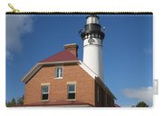 Au Sable Lighthouse 7 Carry-all Pouch