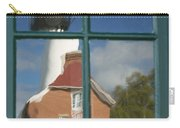 Au Sable Lighthouse Abstract 1 Carry-all Pouch