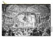 August Belmont (1816-1890) Carry-all Pouch