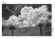 August Clouds Palm Springs Carry-all Pouch
