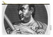 Aulus Vitellius (15-69 A.d.) Carry-all Pouch
