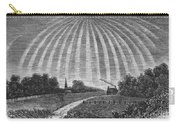Aurora Borealis, 1837 Carry-all Pouch