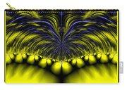 Aurora Borealis Dreams Fractal 58 Carry-all Pouch