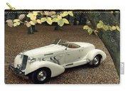 Auto: Auburn, 1935 Carry-all Pouch