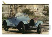 Auto: Bugatti Type, 1925 Carry-all Pouch