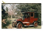 Auto: French Taxi, 1908 Carry-all Pouch
