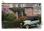 Auto: Jowett, 1927 Carry-all Pouch