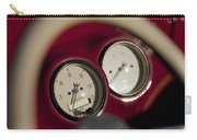 Auto Meter Dashboard Guages Carry-all Pouch