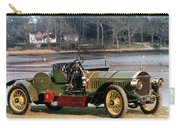Auto: Napier, 1907 Carry-all Pouch