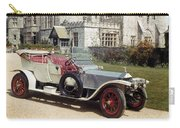 Auto: Rolls-royce, 1909 Carry-all Pouch