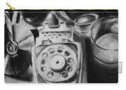 Autobiographical Still Life Carry-all Pouch