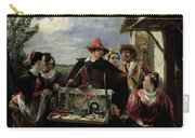 Autolycus Scene From 'a Winter's Tale' Carry-all Pouch