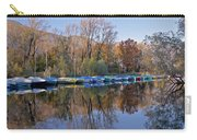 autum at the Lake Maggiore Carry-all Pouch by Joana Kruse