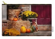 Autumn - Gourd - Autumn Preparations Carry-all Pouch