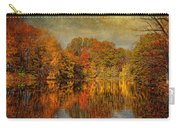 Autumn - Landscape - Tamaques Park - Autumn In Westfield Nj  Carry-all Pouch