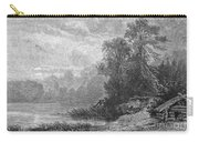 Autumn, 1873 Carry-all Pouch