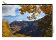 Autumn Above Aspen Carry-all Pouch