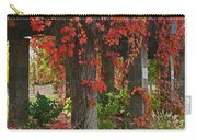 Autumn Arbor In Grants Pass Park Carry-all Pouch