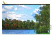 Autumn At Hoyt Lake Carry-all Pouch