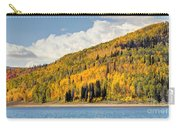 Autumn At Huntington Reservoir - Wasatch Plateau - Utah Carry-all Pouch
