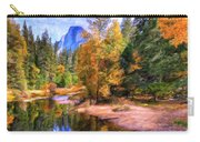 Autumn At Yosemite Carry-all Pouch