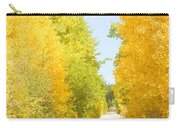 Autumn Back County Road Carry-all Pouch