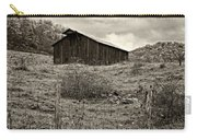 Autumn Barn Sepia Carry-all Pouch