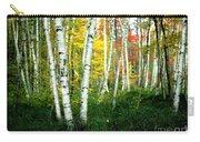 Autumn Birch Grove Carry-all Pouch