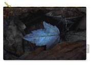 Autumn Blue Carry-all Pouch