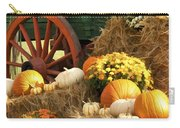 Autumn Bounty Vertical Carry-all Pouch