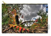Autumn Breeze Through The Trees Carry-all Pouch
