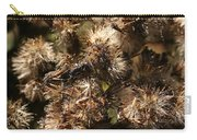 Autumn Brown Carry-all Pouch