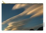 Autumn Clouds Jasper 1 Carry-all Pouch