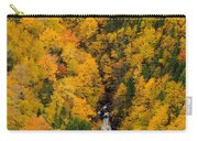 Autumn Colour And Waterfalls, Cape Carry-all Pouch