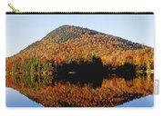Autumn Colours Reflected In Water Carry-all Pouch