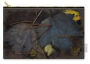 Autumn End Carry-all Pouch